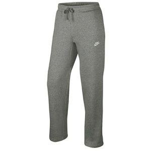 New Nike 3XLT Big and Tall Gray Sweatpants NWT